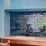 QuarryTown-Blue-Backsplash | The Carpet Shoppe