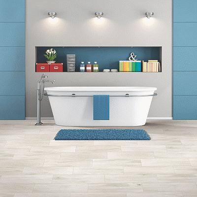 bathroom flooring tile | The Carpet Shoppe