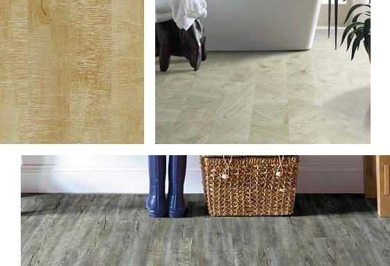 vinyl Landing   The Carpet Shoppe