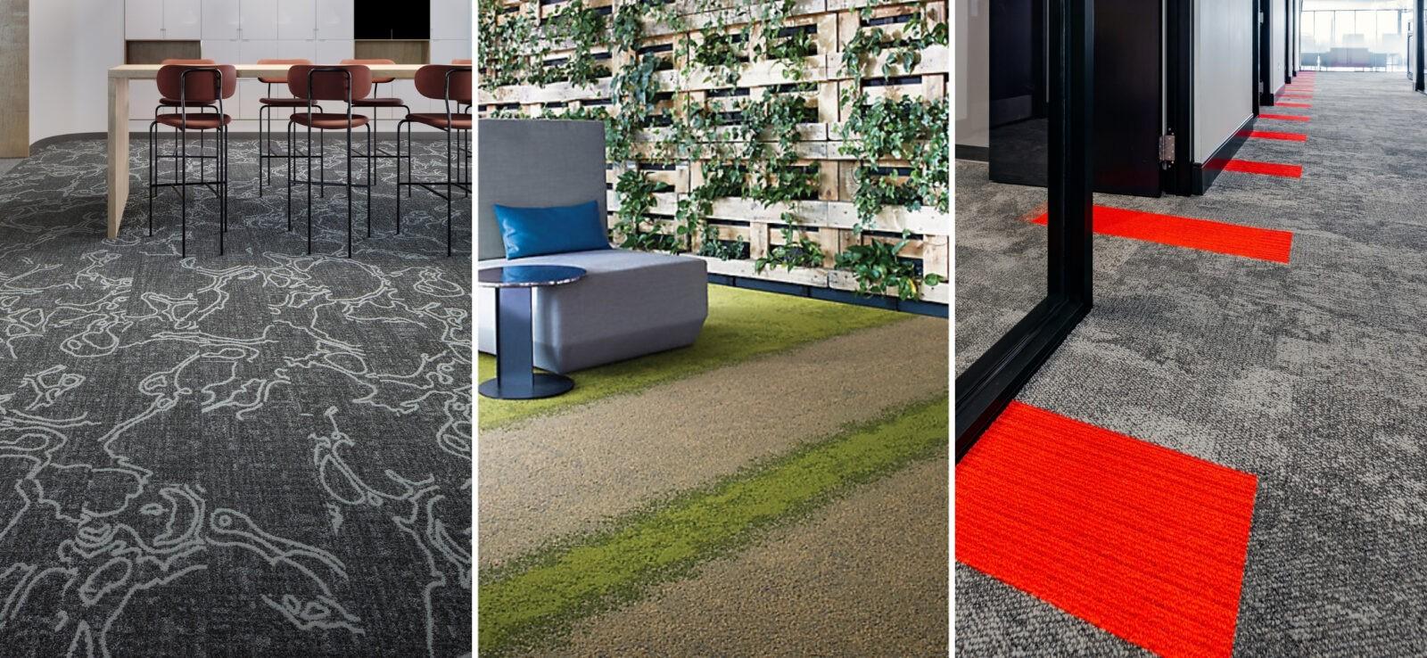 Carpet Tile Examples