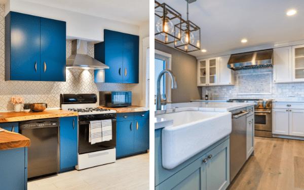 Kitchen Trends - Cabinet Colors