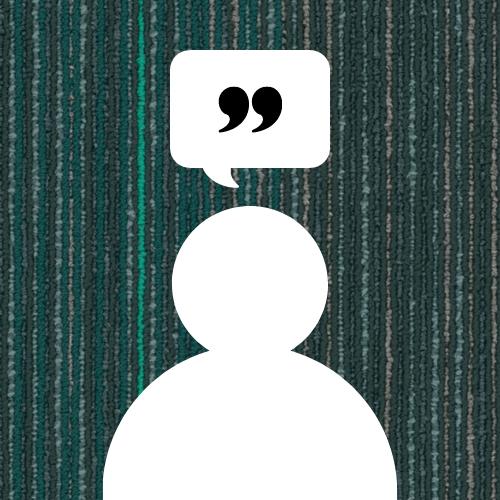 Testimonial icon | The Carpet Shoppe