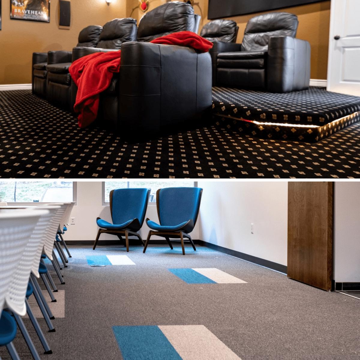 carpet installation | The Carpet Shoppe
