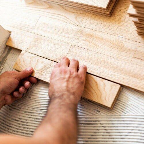 Hardwood Installation   The Carpet Shoppe