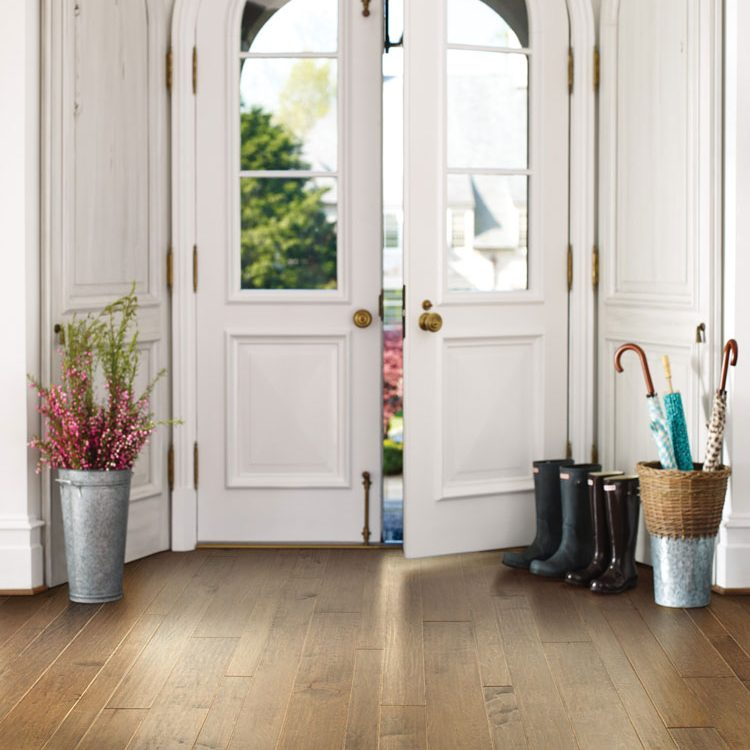 Hardwood flooring   The Carpet Shoppe
