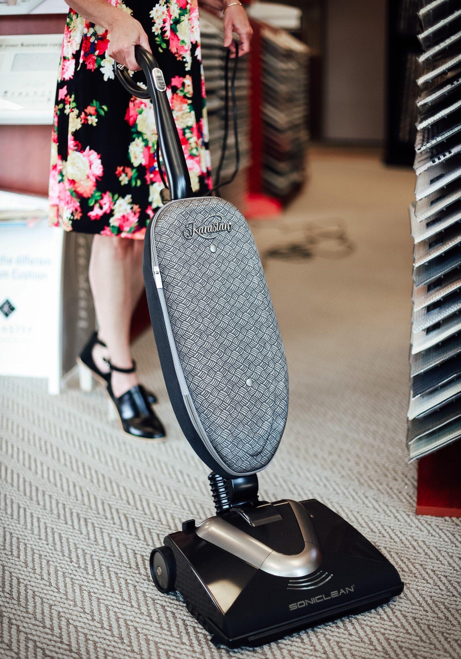 Carpet vaccuming | The Carpet Shoppe